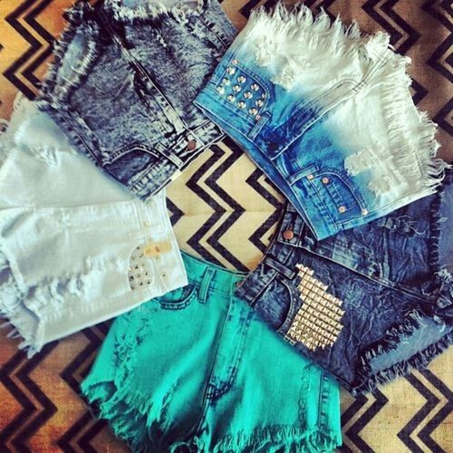 Spring / Summer Outfit - Shorts!!!