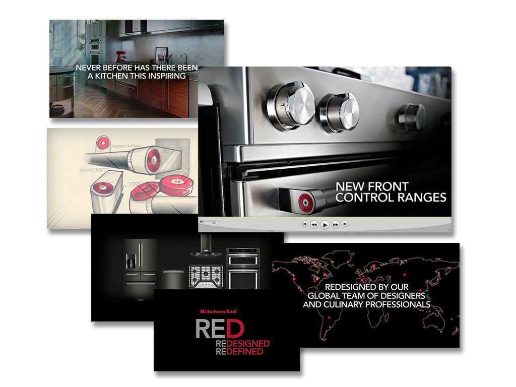 Kitchenaid Appliances 2015 Kitchenaid New 2015 Red Iconredesigned & Redefined  Whirlpool