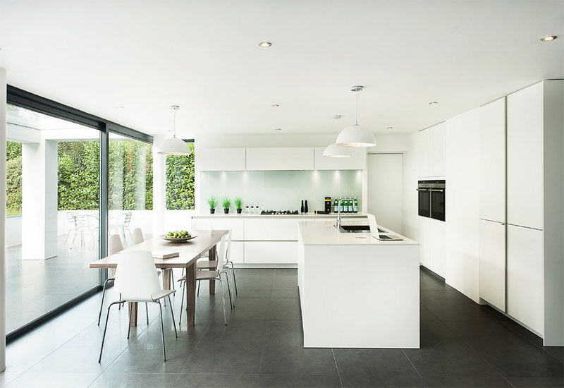 Constructive Guide in Creating a Minimalist Kitchen | Pinterest