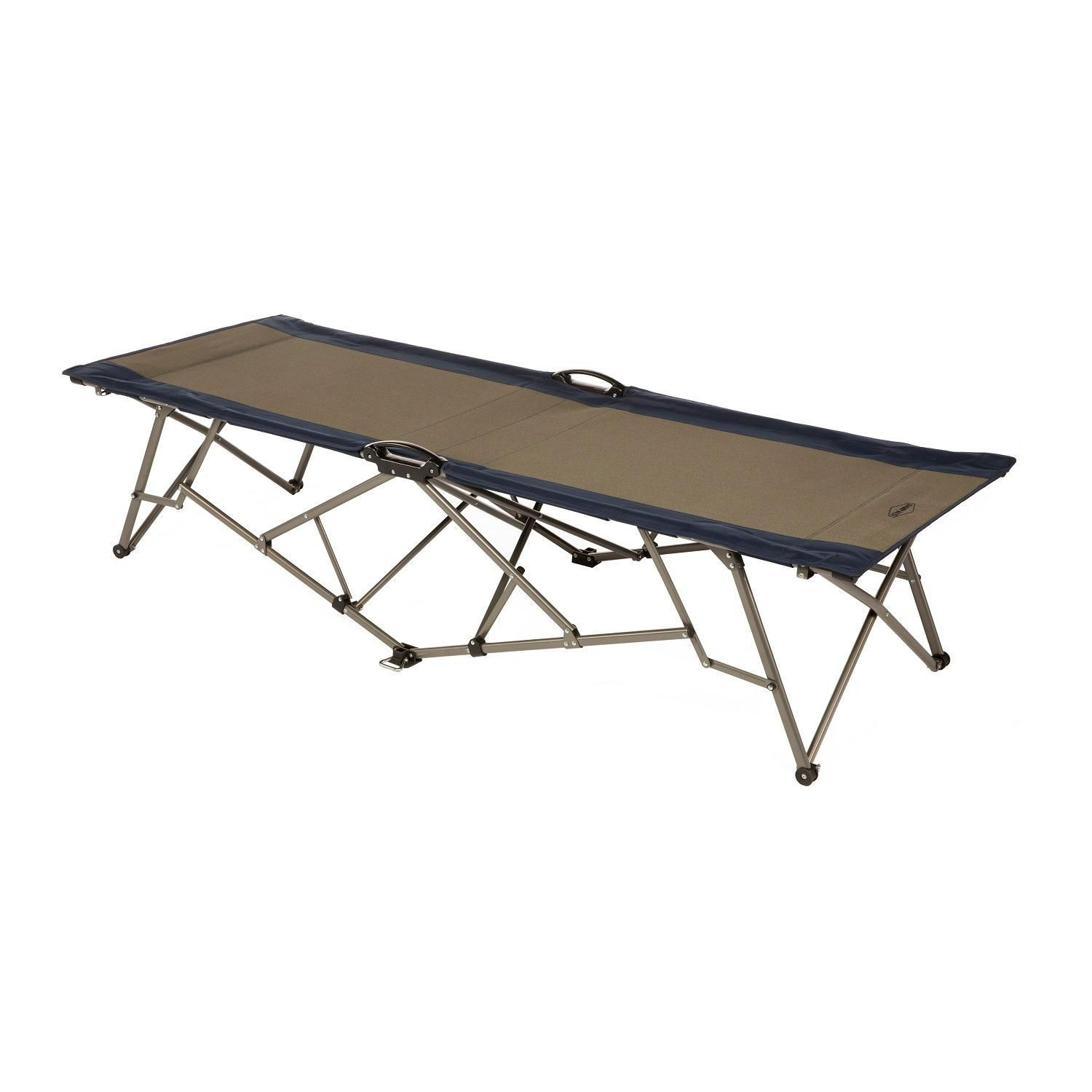 Kamp Rite Easy Fold Cot With Carry Bag Tent Cot Camping