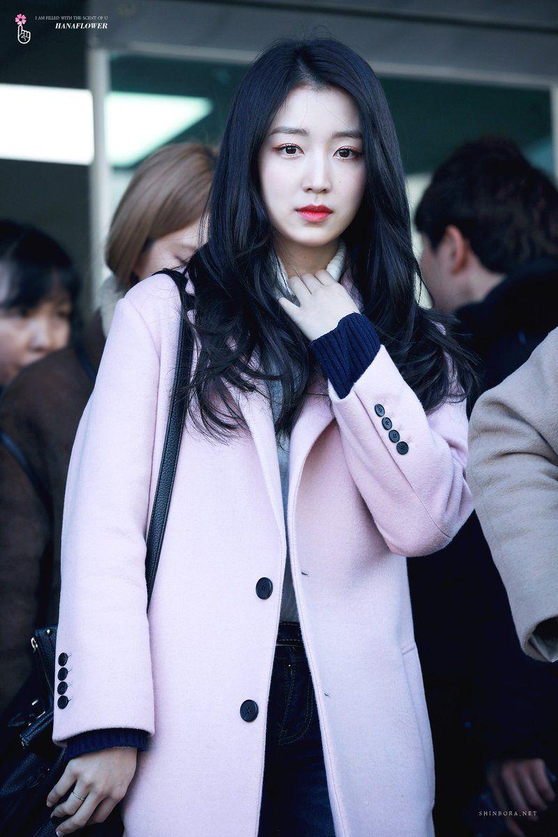 Hana Gugudan Gadis Korea Pristin