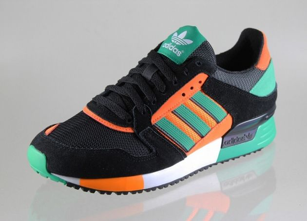 7df3f4c60 adidas Originals ZX 630 - Black   Carbon - Fresh Green