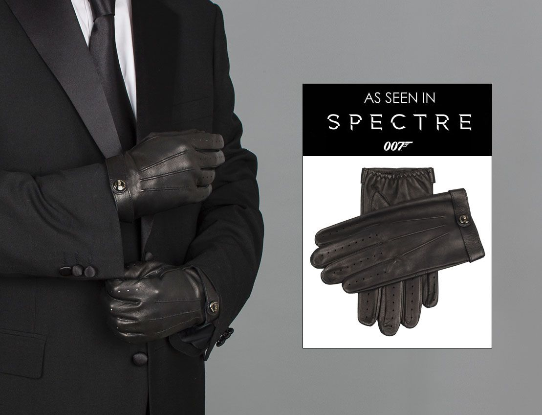 Leather driving gloves dents - Dents Fleming Men S Driving Glove As Seen In The Latest James Bond Film