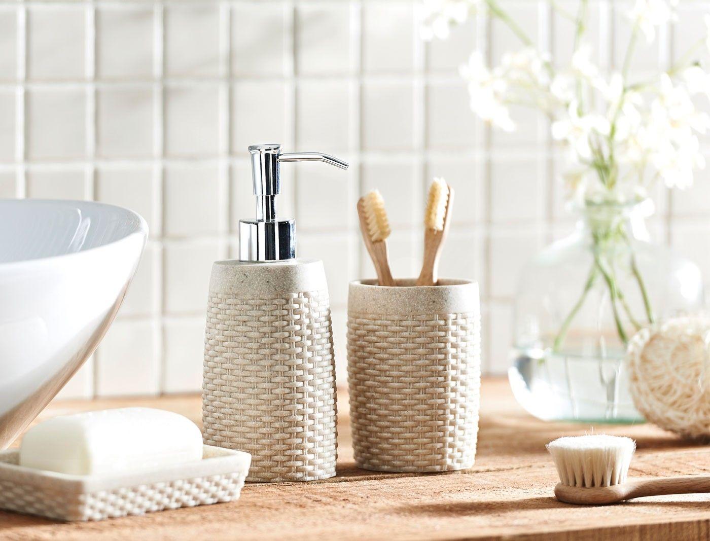 Weaver Bathroom Accessories | Bed Bath N\' Table | ♤Bath accessories ...