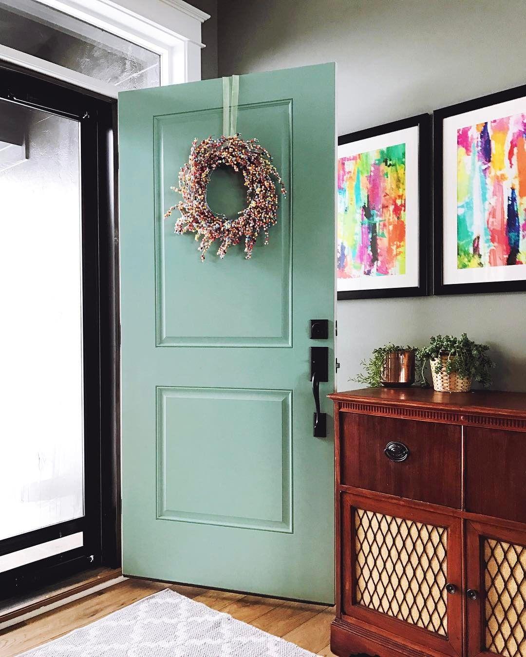 Door paint \