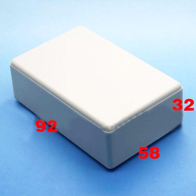 $2.33 (Buy here: https://alitems.com/g/1e8d114494ebda23ff8b16525dc3e8/?i=5&ulp=https%3A%2F%2Fwww.aliexpress.com%2Fitem%2FPlastic-Project-Box-Junction-Enclosure-Electronic-case-DIY-92X58X32mm-NEW%2F32369600847.html ) Plastic Project Box Junction Enclosure Electronic case DIY 92X58X32mm NEW for just $2.33
