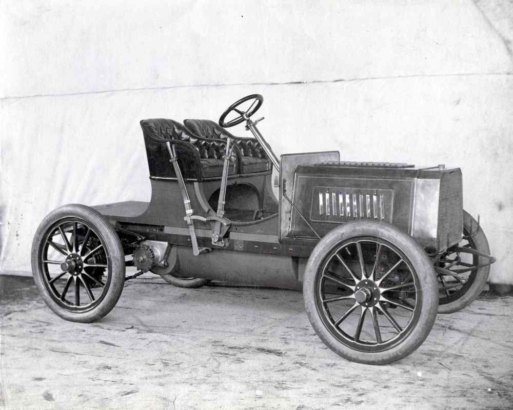 1904 Matheson I In April of 1903 the new Matheson Motor Car Company ...