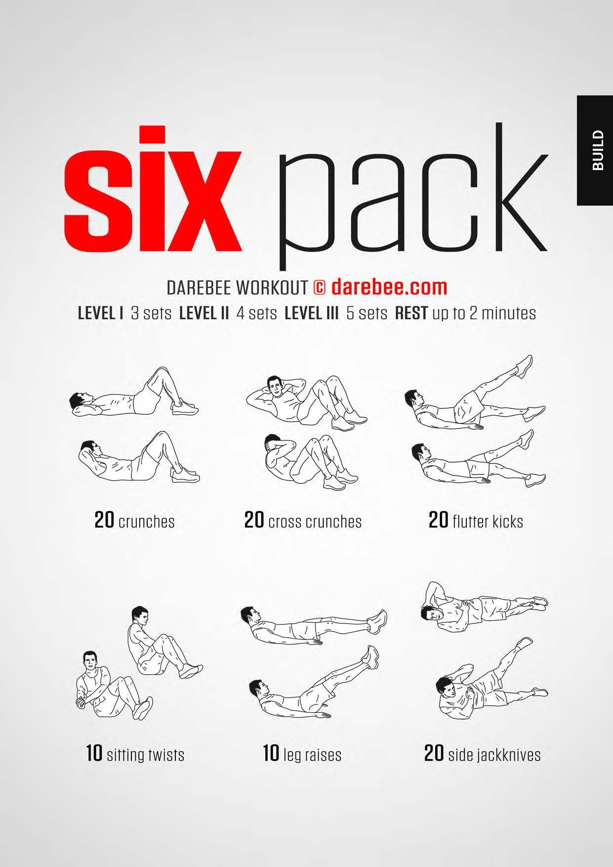 How to Quickly Get 6-Pack Abs| 8 Minute Fitness