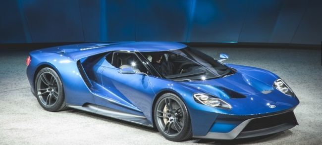 2017 Ford Gt Supercar Price Top Speed Hp Msrp Mpg Ford Gt