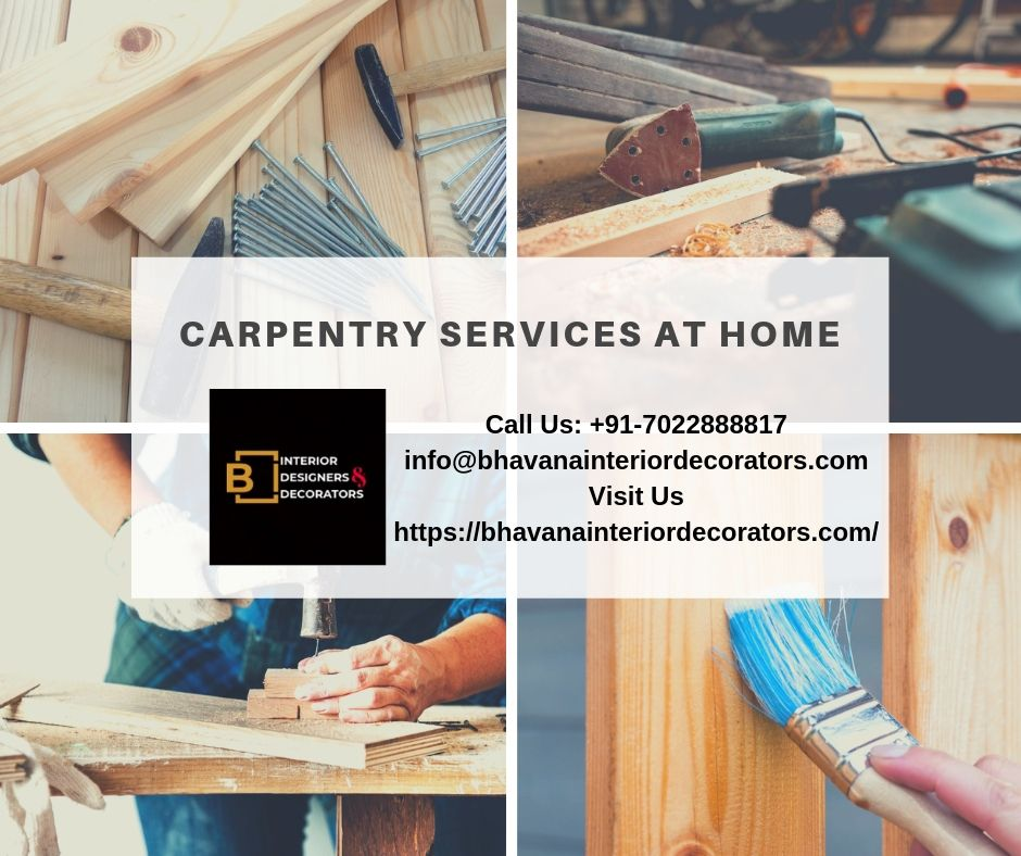 Are you searching for the best Carpentry Services near you