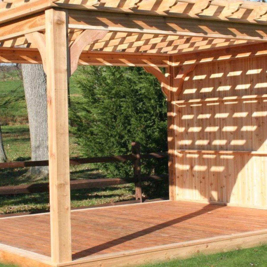 50 Pergola Designs: 50 Beautiful Wooden Pergola