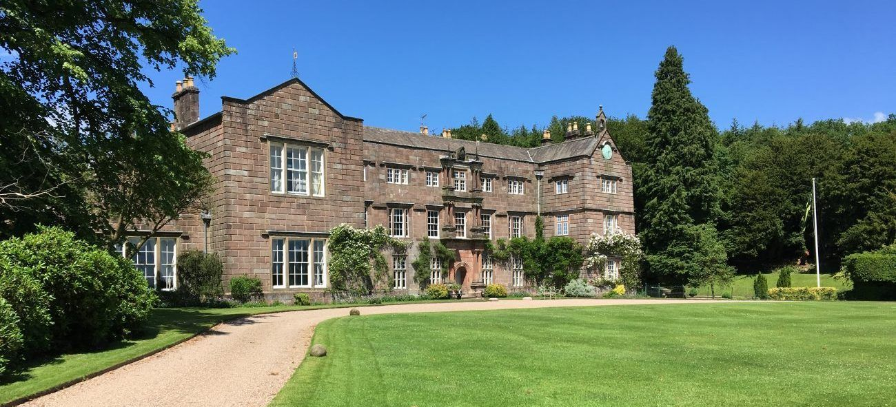 """Browsholme Hall. Seen in """"Lost Chords"""""""