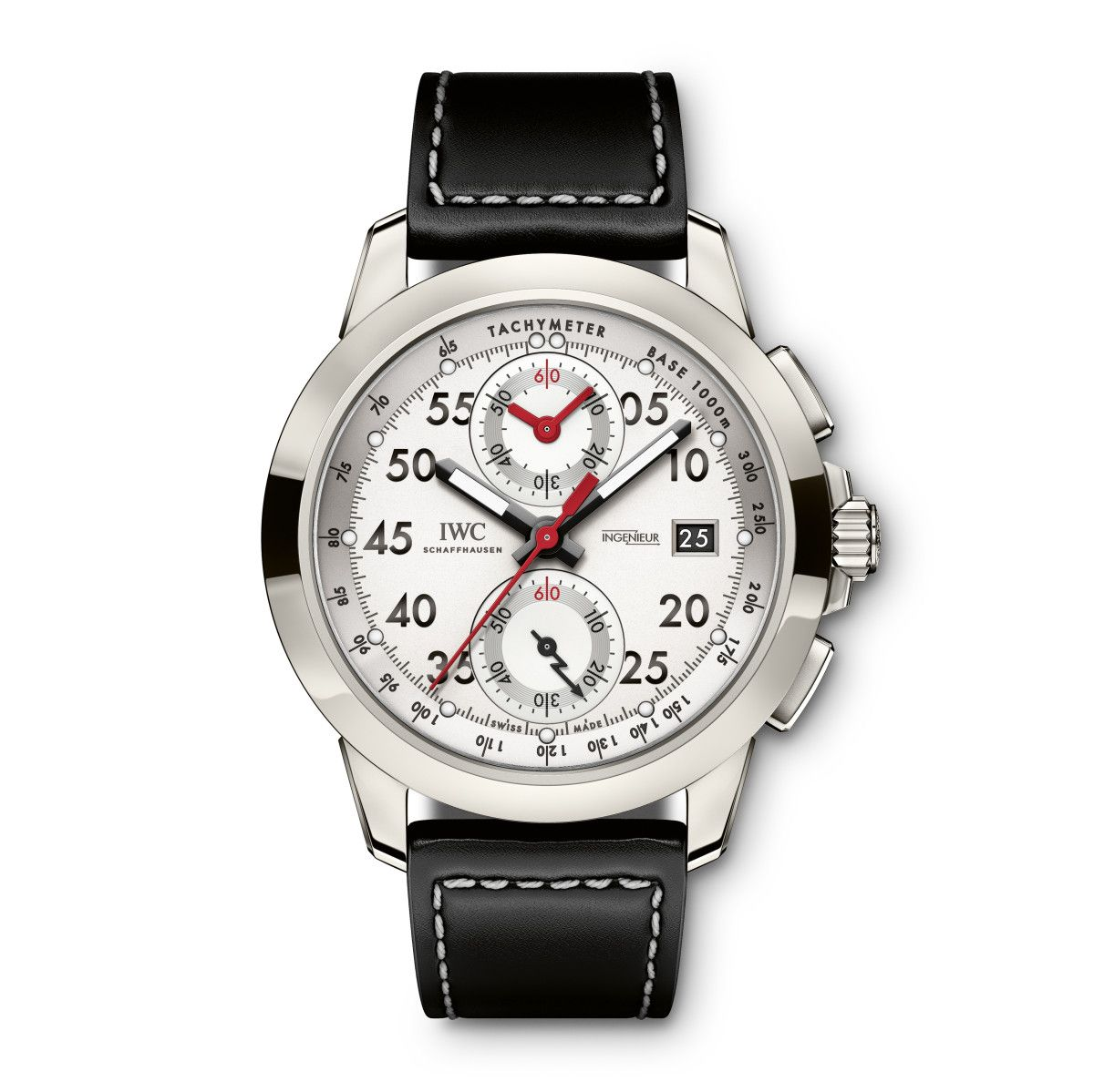 IWC celebrates AMG's 50th Anniversary Best watches for