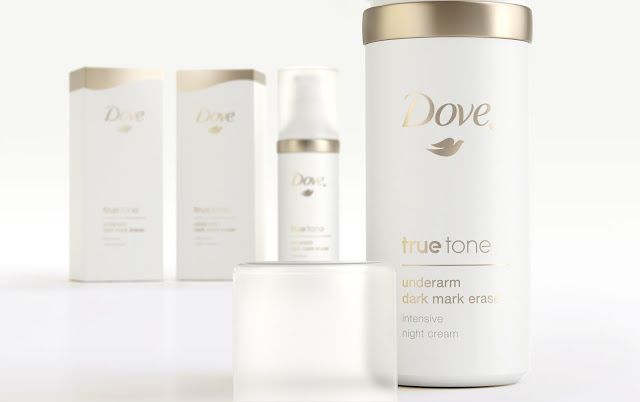 Dove True Tone on Packaging of the World - Creative Package Design Gallery