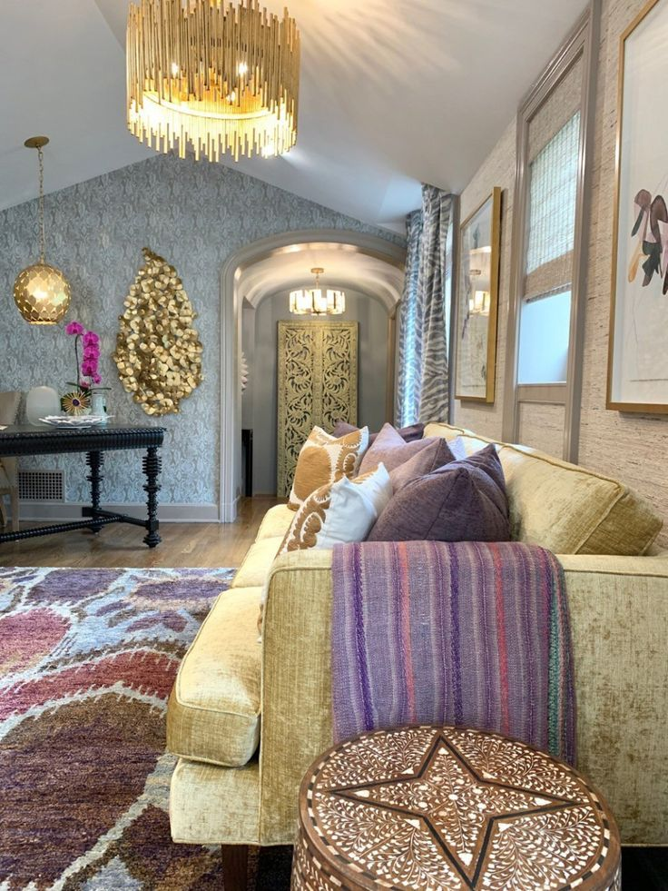 Popular Interior Design For Tv Showcase: THE 2019 PASADENA SHOWCASE HOUSE OF DESIGN