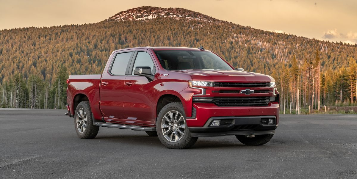2020 Chevy Silverado Diesel Gets Impressive Mpg Ratings Chevrolet Silverado Chevy Pickup Trucks Chevrolet Silverado 1500