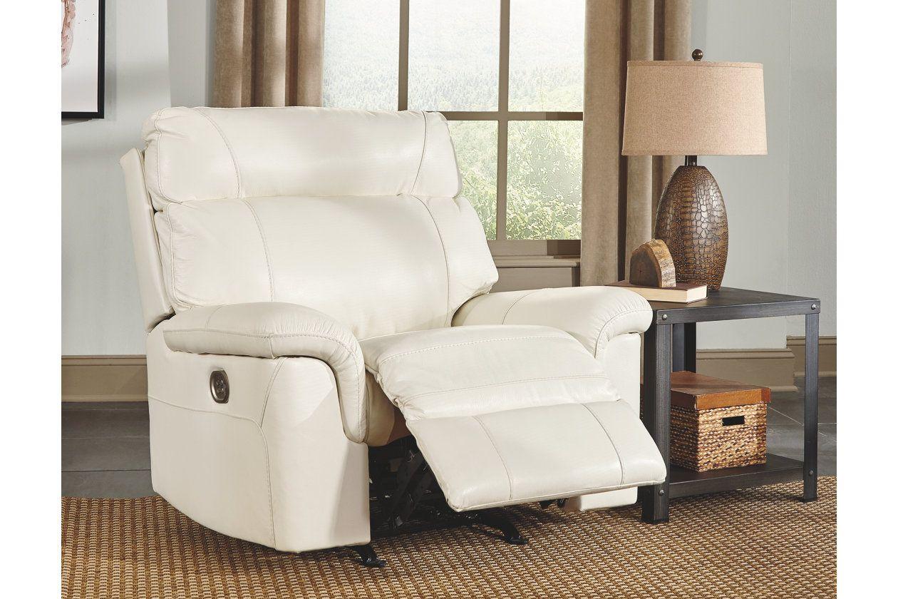 Whiteville Power Recliner Ashley Furniture Homestore