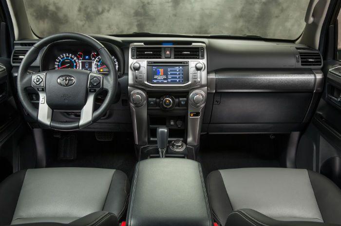 2016 Toyota 4runner Sr5 Premium Interior
