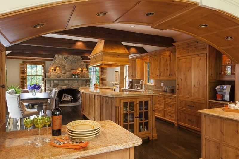 23 Brown Kitchen Designs  Page 5 Of 5  Brown Kitchen Designs Fascinating Timber Kitchen Designs Inspiration