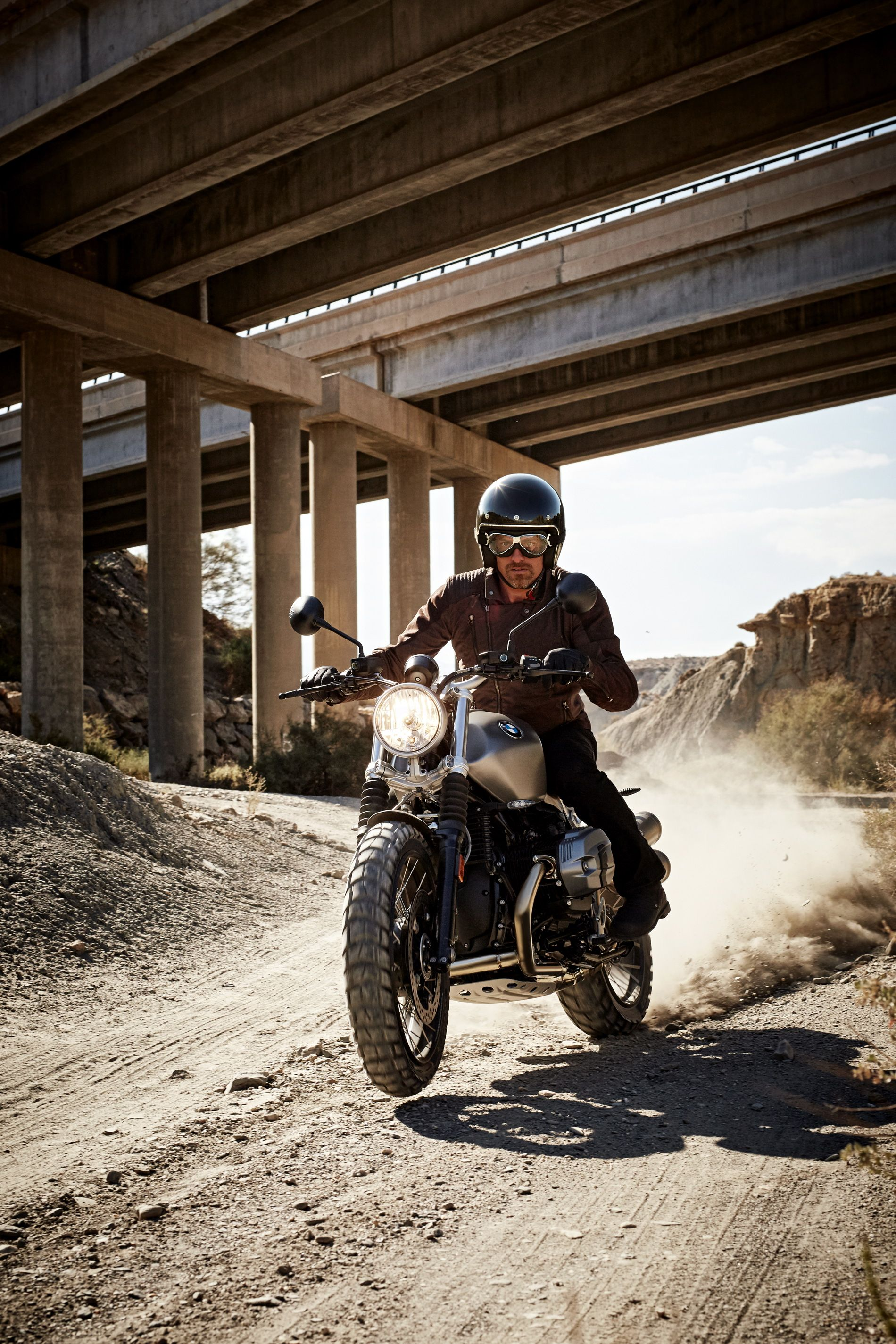 BMW Announces Pricing for New R nineT Scrambler