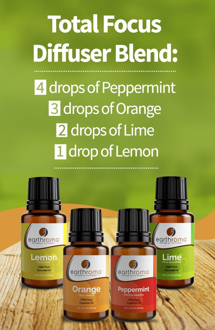 Essential Oil uses and recipes including blends, diffusing