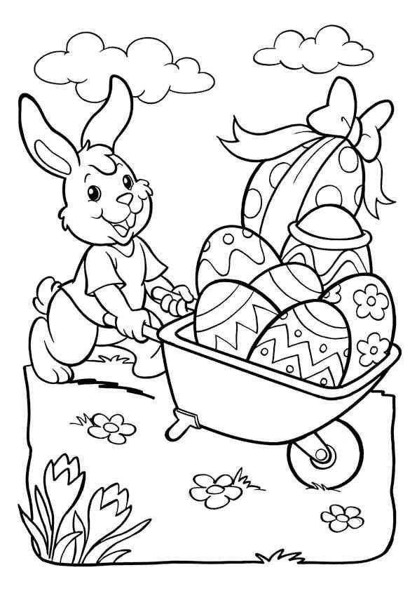 Malvorlagen für Ostern oster bilder zum ausmalen 871