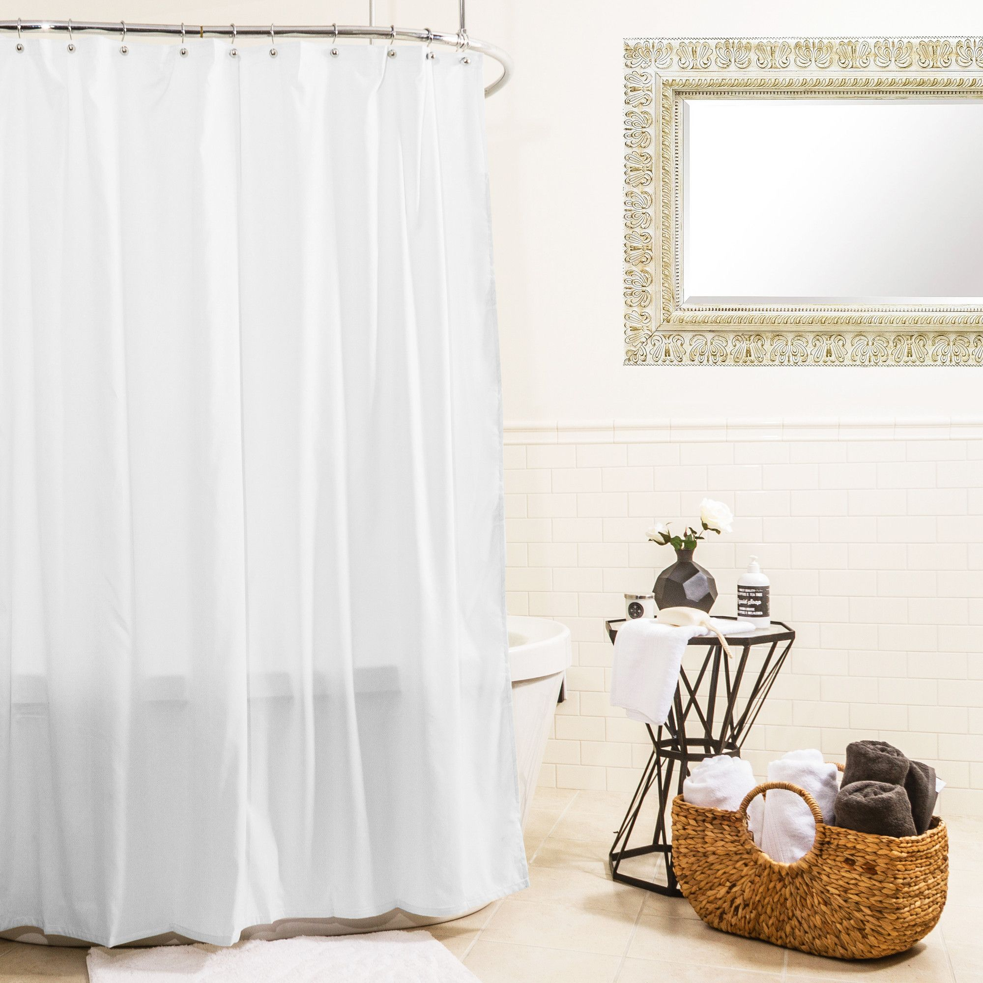 Hydro Microfiber Shower Curtain | Products | Pinterest | Products