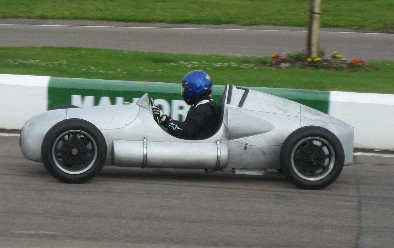 1950 Cooper Mk.4 (Class F) Vintage race car, Old race