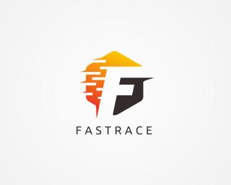 Fast Race Letter F Logo Logo Design Fast Race Letter F Logo Files Available Are Illustrator Eps Editable Resizable Logo Design Lettering Service Logo