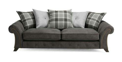 Dfs 3 Seater Sofa Fabric Sofa Pillows