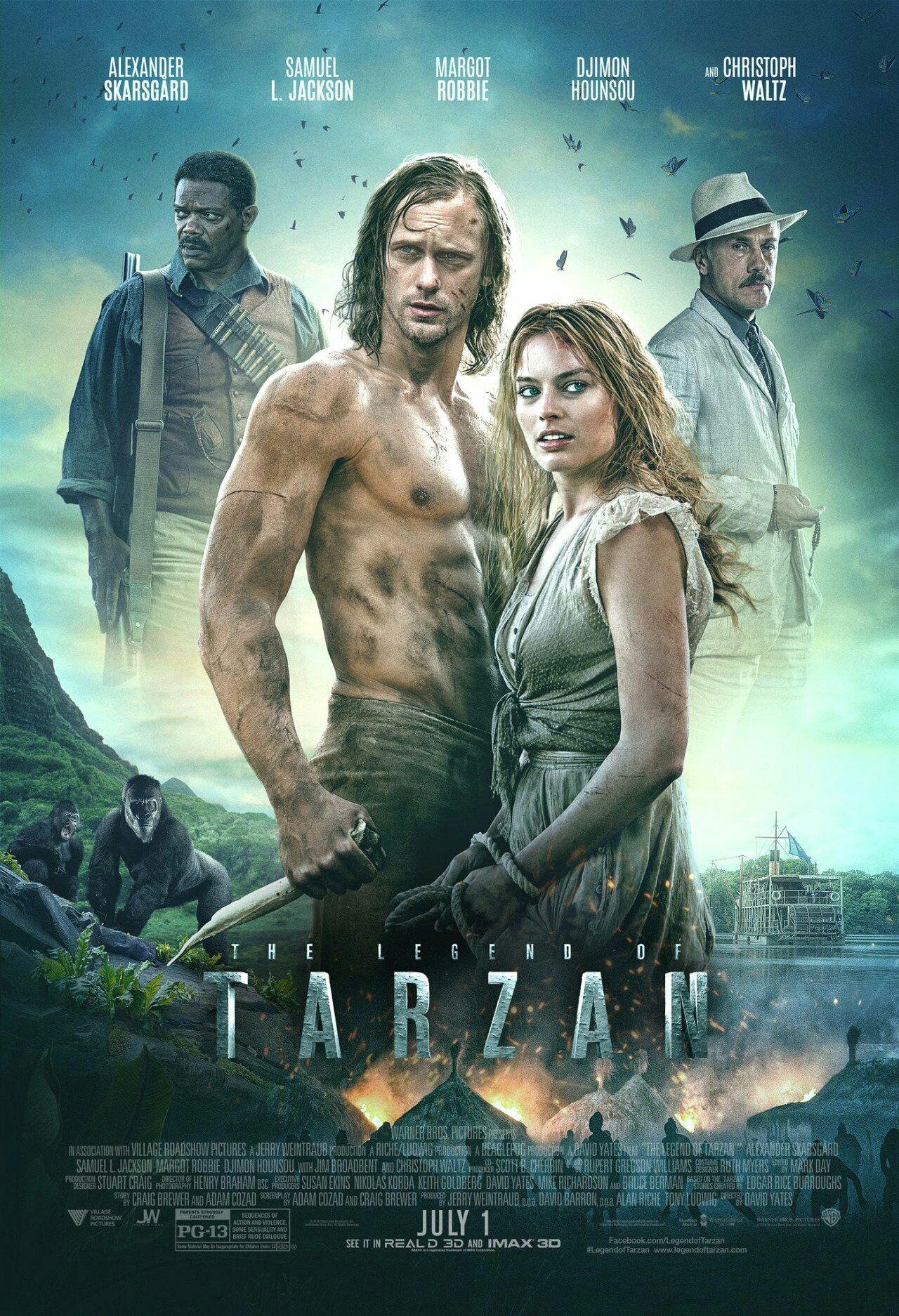 100 A Lenda De Tarzan Disney Download