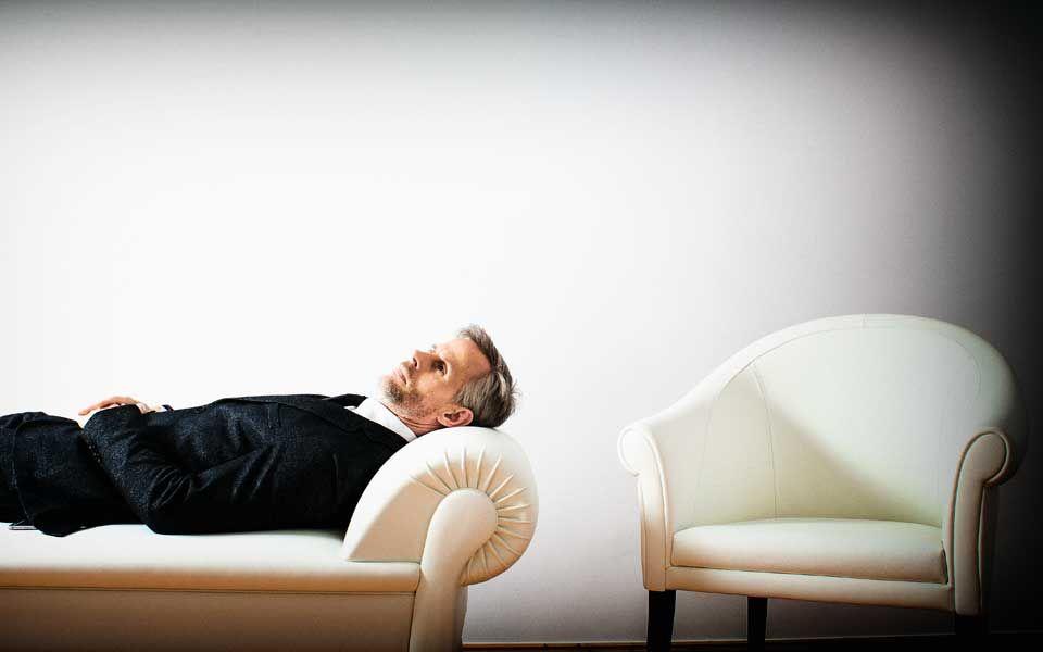 Prof. Dr. Kai Hammermeister, Psychoanalytiker und Psychotherapeut