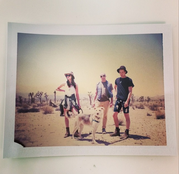 Troin makes the desert look cool. | Pretty Little Liars