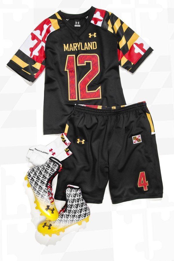Uniforms Armour Lacrosse Maryland Under