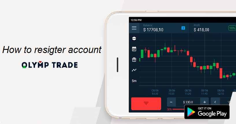 How To Register An Account In Olymp Trade A Guide To Create And Activate Account Updated 2019 Trading Accounting Trading Strategies