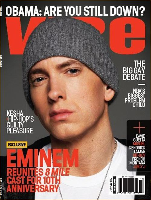 Eminem Covers Vibe Magazine Talks Brittany Murphy Amp 39 8 Mile 39 10th Eminem Vibe Magazine The Eminem Show