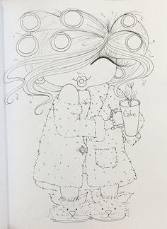 Sherri Baldy My Besties Fluffys Coloring Book Now Sherri Baldy S Fan Favorite Big Beautiful Fluffy Girls Are Coloring Books Coloring Pages Coloring Book Pages