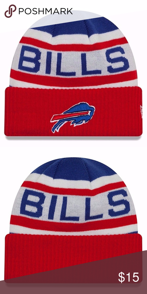 888a4497b56 Buffalo Bills Biggest Fan 2.0 Cuff Knit Beanie Brand New Officially  Licensed with tags. This bold Eagles Beanie features fleece lining
