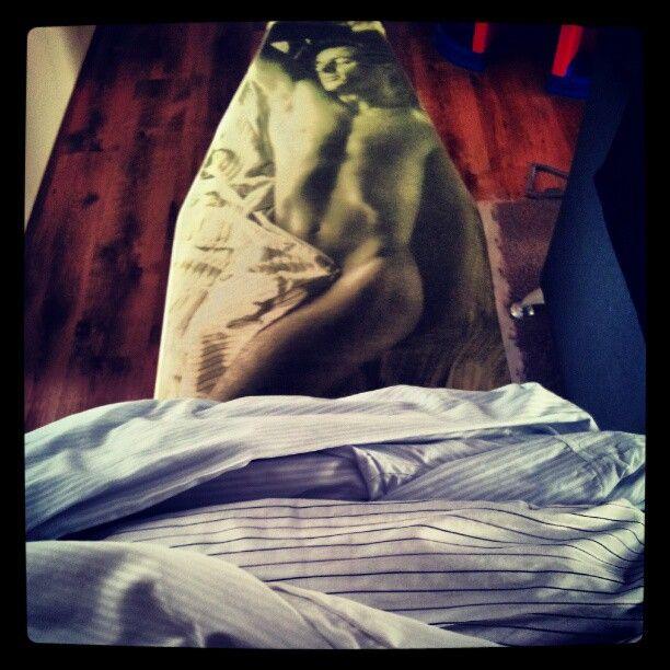 Do you like my ironing board??