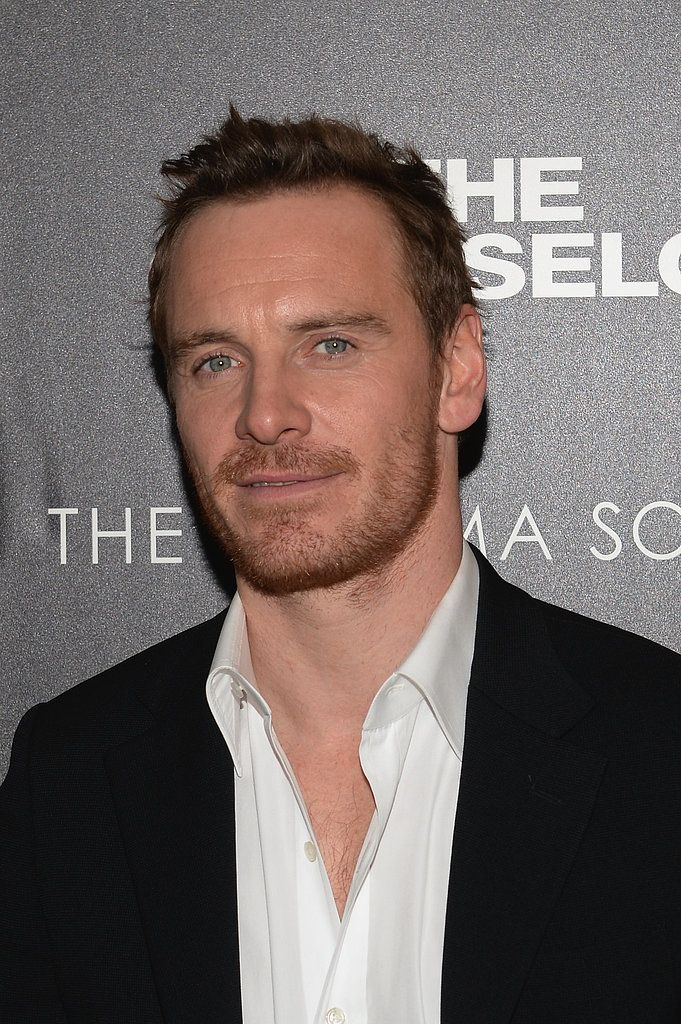 And Now, a Selection of Supersexy Pictures From Michael Fassbender
