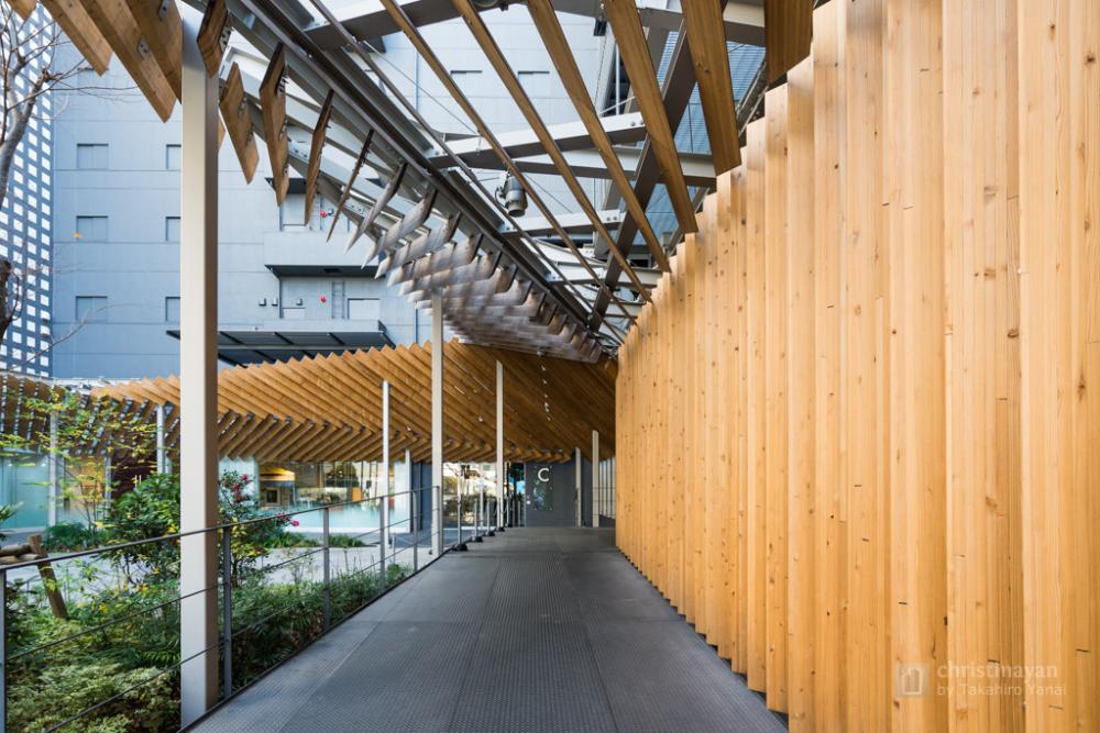 Best Exterior View Of Warehouse Terrada 寺田倉庫 建築グラビア(画像 400 x 300