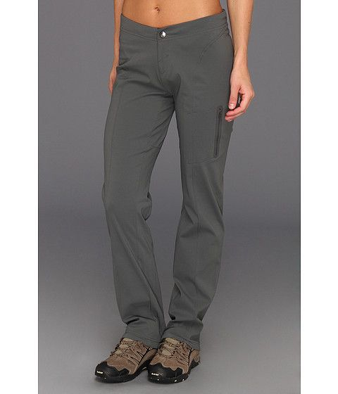 53840e11 Columbia Just Right™ Straight Leg Pant Grill - Zappos.com Free ...