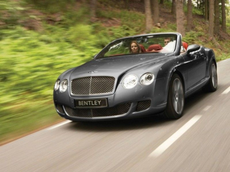 Bentley Continental GT Speed ConvertibleWhy It Is Hot: The Brawny Coupe Has  A Top Speed. Fancy CarsLuxury ...