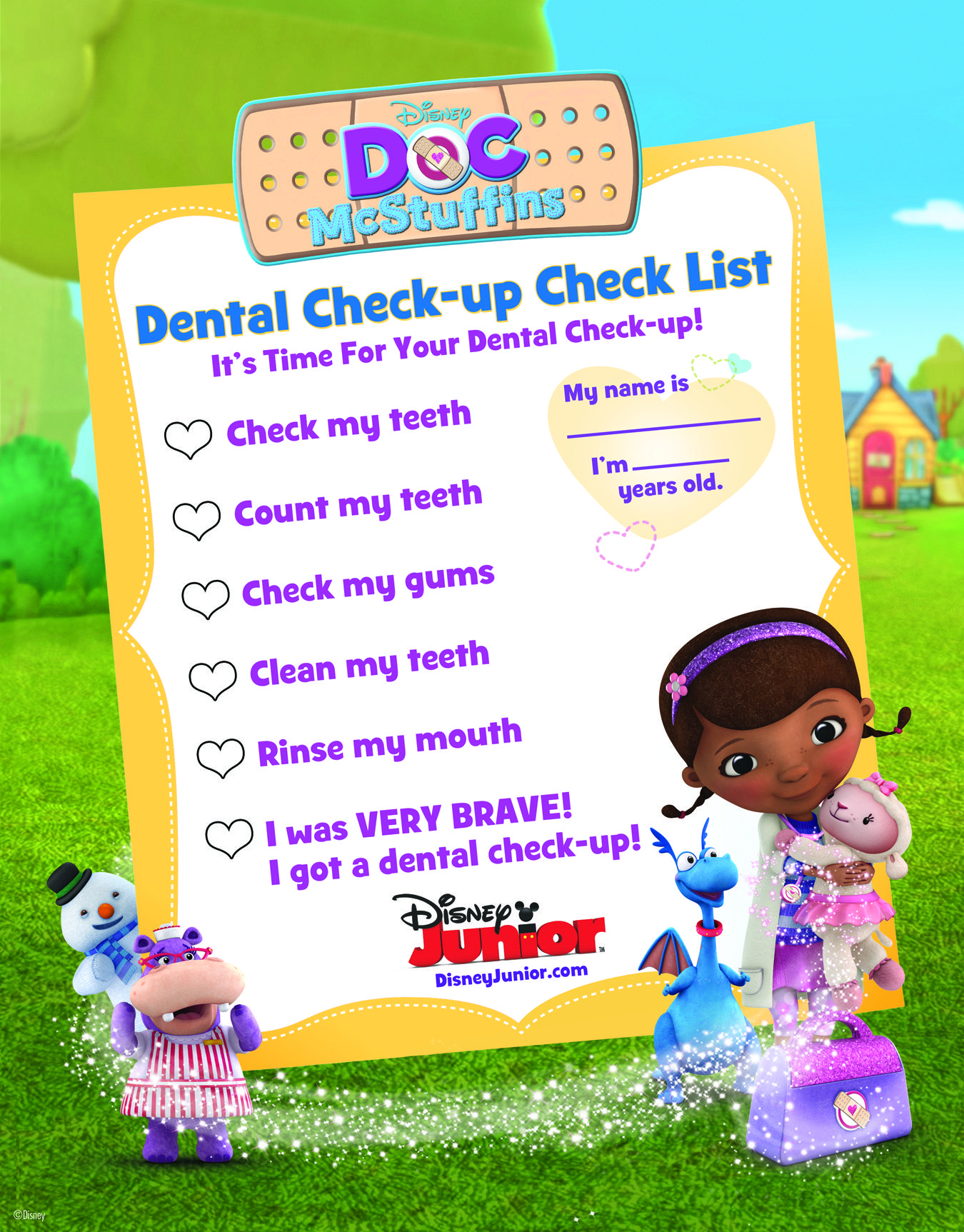 Help Your Little One Through Going To The Dentist With