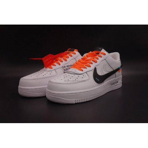 Buy Best Quality UA Nike Air Force 1 Off White Custom Sneaker Online,  Worldwide Fast Shipping