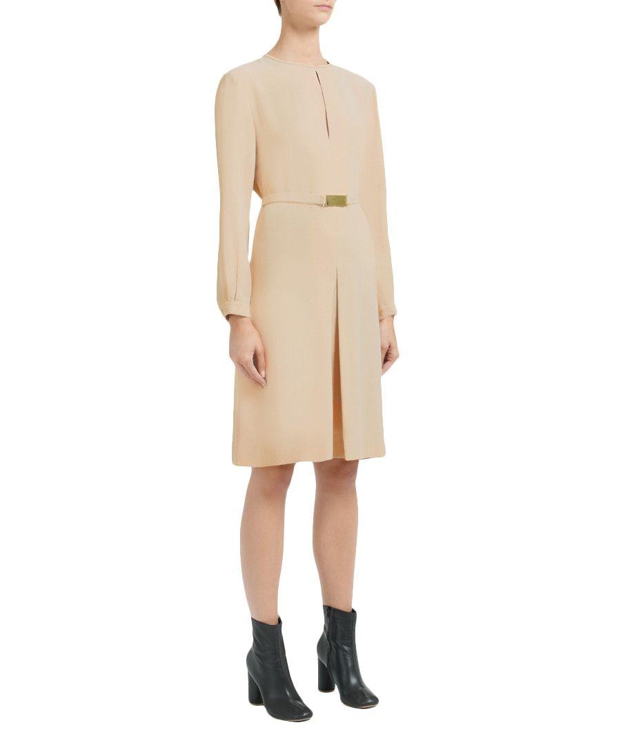Lynne+biscuit+pure+silk+dress+by+JOSEPH+on+secretsales.com