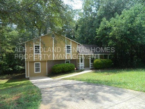 3932 Mcgill Ct Decatur Ga 30034 Renting A House House Rental Split Level House
