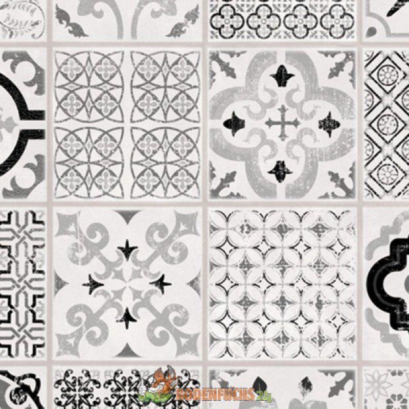 tarkett starfloor click 30 retro black white 36001001. Black Bedroom Furniture Sets. Home Design Ideas