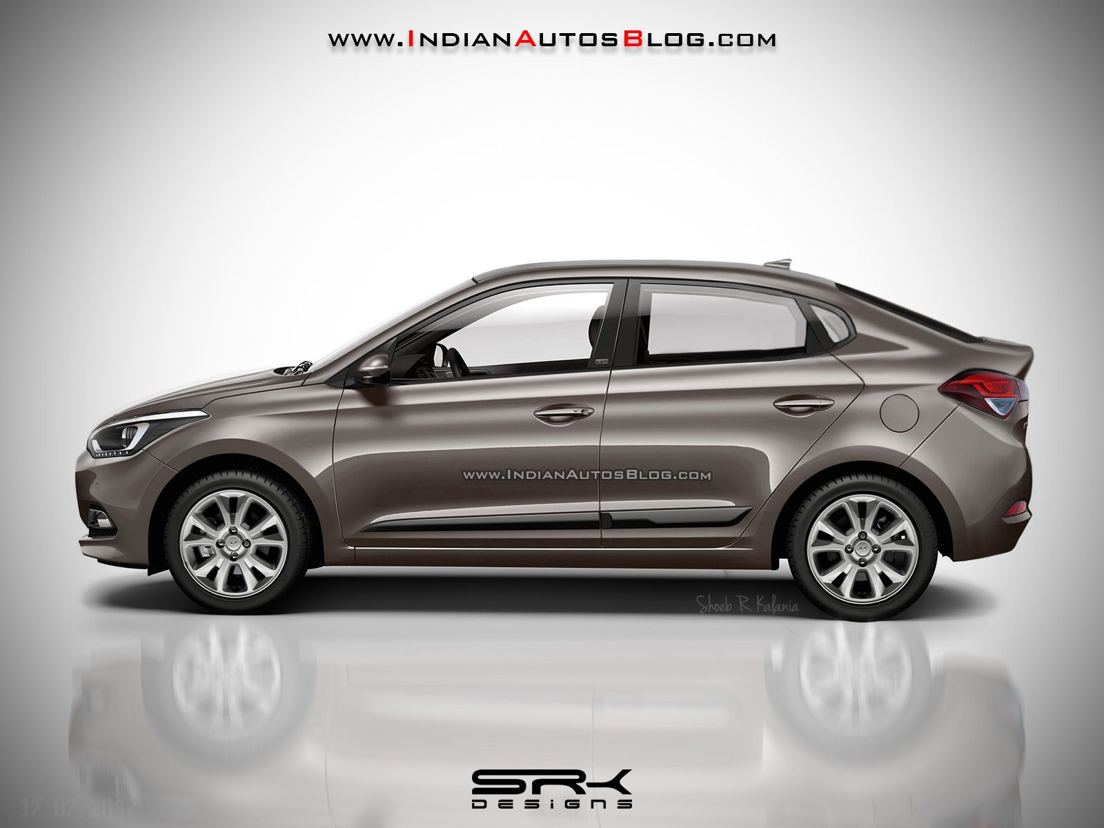 Recap   How About A Hyundai Fastback Coupe Styled Sedan?
