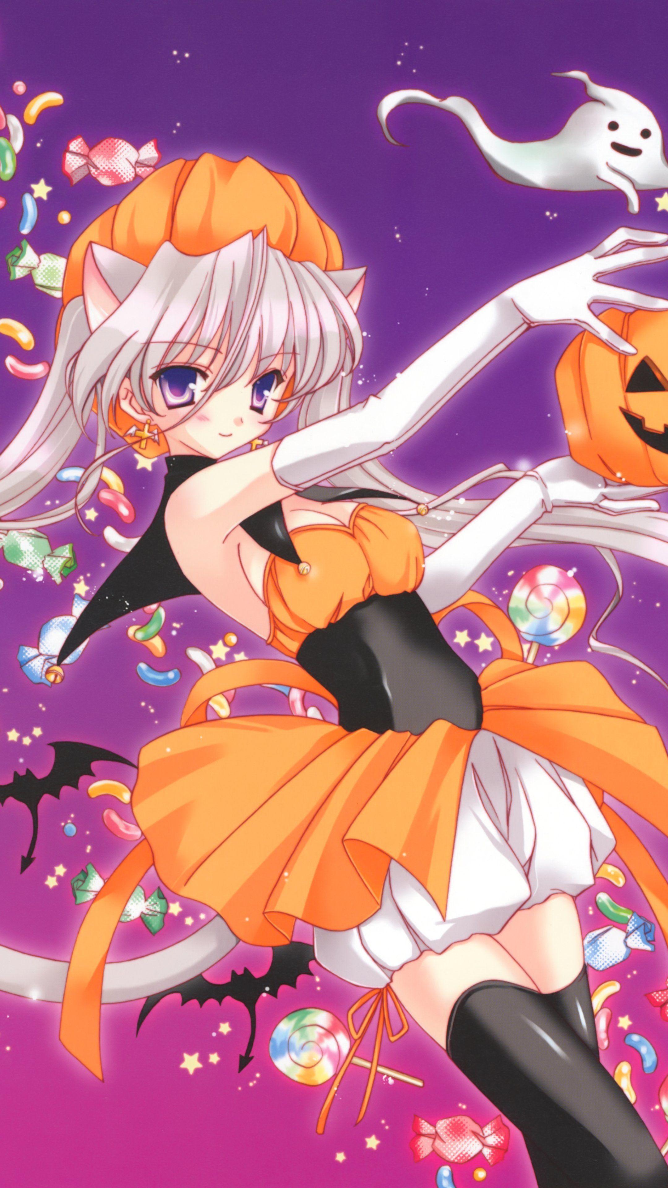 Anime Halloween Wallpaper Backgrounds : anime, halloween, wallpaper, backgrounds, Halloween, Anime, Background, Background,, Halloween,, Wallpaper